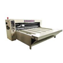 Rotary die cutting slotting machinery corrugated carton box machine