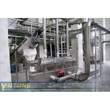 Grain Vibration Fluidzing Bed Dryer