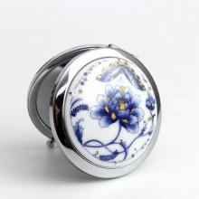 Heißer Verkaufs-Art- und Weisemetall-kompakter Spiegel