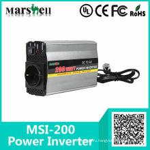 Китай производство модифицированного инвертора переменного тока с синусоидальной волной мощностью 200 Вт (Msi-200)