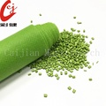 Grass Green Nylon Color Masterbatch Granule