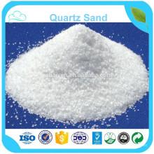 El fabricante de China proporciona la arena de cuarzo de alta calidad para el tratamiento de aguas residuales
