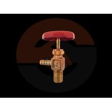 Válvula de bico de tipo F de bronze