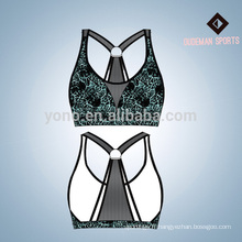 Mesdames Fashional compression porter confortable soutien-gorge de yoga