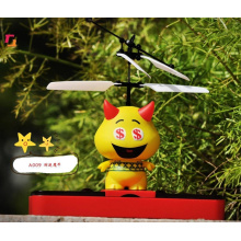 Crazy Kid Gift Induction Control Robot Toy RC Flying Birds UFO For Sale