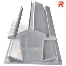 7075-T6 Алюминиевые / алюминиевые профили для промышленного использования