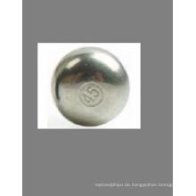 Big Weight Tungsten spezielle Form Ball 60g