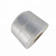 клей наклейка типа матовое серебро виниловые заготовки изделия полиэфирная этикетка электроники