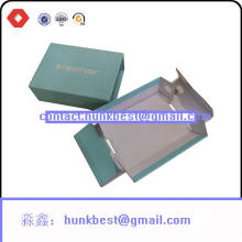 Pantone Printed Custom Shoe Packing Corrugated Carton Box Factory