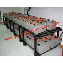 Battery Assembling Racks Batteries Steel Frame Battery Rack Charging Rack Custom service