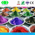 Ral Color Epoxy Polyester Indoor Powder Powder Coating