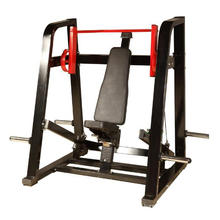 Ce Certificated Commercial Plate Loaded Pull Over Machine