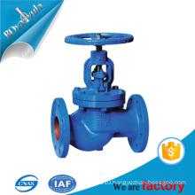 Industry application Steel globe valve in HIGH PRESSURE