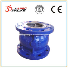 Silent Flanged Type Check Valve