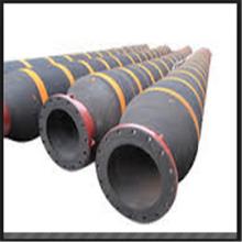 Corrosion Resistant 12 Inch Floating Rubber Hose For Dredging 225psi