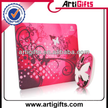 Promotional Cloth Rubber mouse pad manufacturer