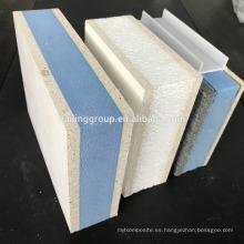 Ourdoor wall Sandwich EPS / XPS panel de óxido de magnesio MGO SIP panel