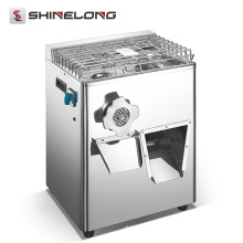 Professionelle kommerzielle industrielle funktionelle elektrische Fleischwolfmaschine