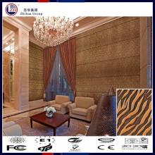 Panel decorativo de la pared del MDF decorativo de la sala de estar