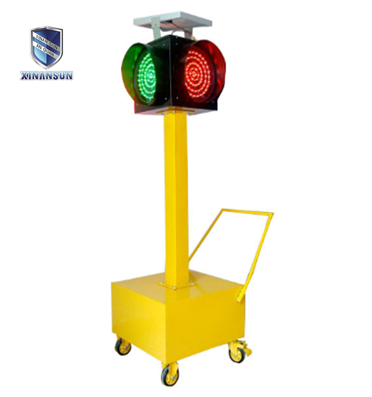 flashing signal light