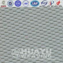 K257, tecido de malha de malha para forro de sapato