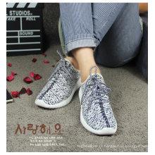 Sapatos de esportes de moda direto barato fábrica sapatos confortáveis para homens