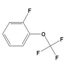 2- (Trifluoromethoxy) Fluorobenzene CAS No. 2106-18-5