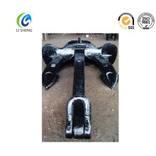 Steel Stockless Anchor for Marine Ship