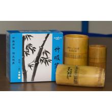 Bambu jarra de colocação para médicos 3 PCS por conjunto em uma caixa