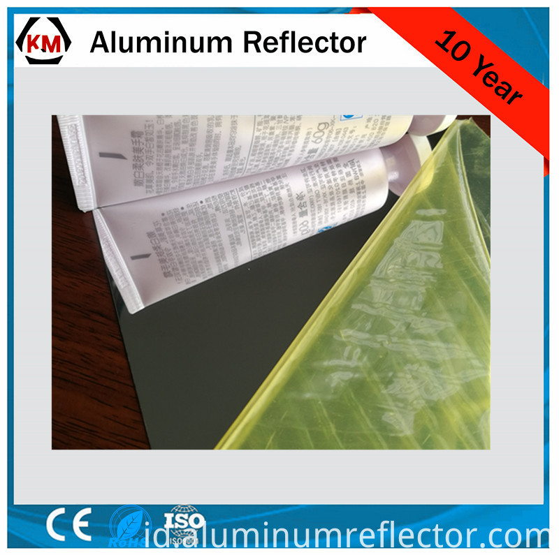 Anodized Aluminum Mirror
