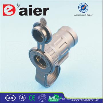 Daier Marine Cover12V DC tomacorriente eléctrico
