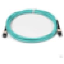 Китай оптовый MPO om3 plc mm волоконный патч-корд / джемпер