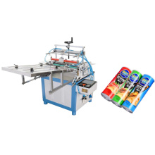 Автоматическая многофункциональная этикетировочная машина для бумажных туб