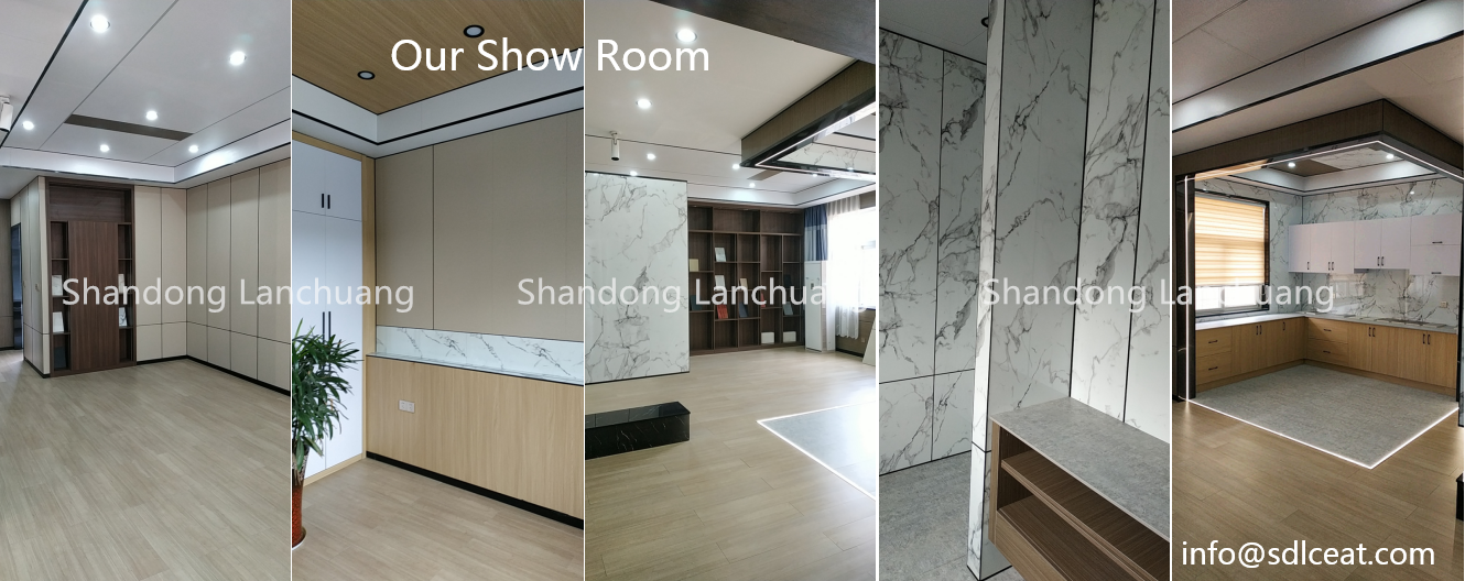 our show room-