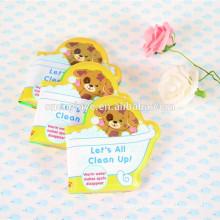 рекламные Ванна книги игрушки для детей