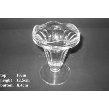 Glas Eisbecher