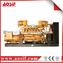 Aosif heavy duty natural gas dynamo generator set price list