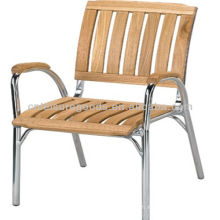Manières de loisirs patio chaise en bois
