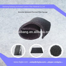 manufacturing Granular Active Charcoal Filter