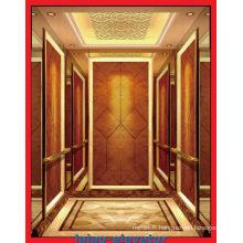 Machine sans ascenseur pour passagers sans ascenseur avec 1 ~ 2m / S