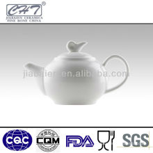bone china antique white ceramic teapots