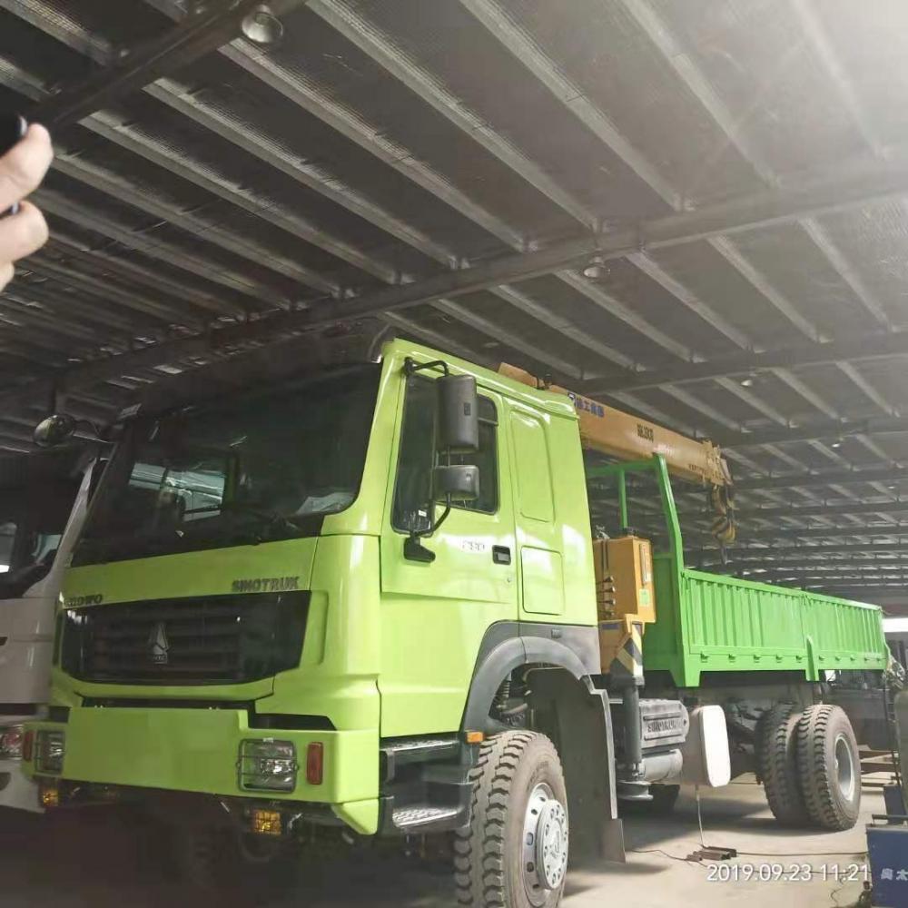 Crane Truck Price 6 Jpg