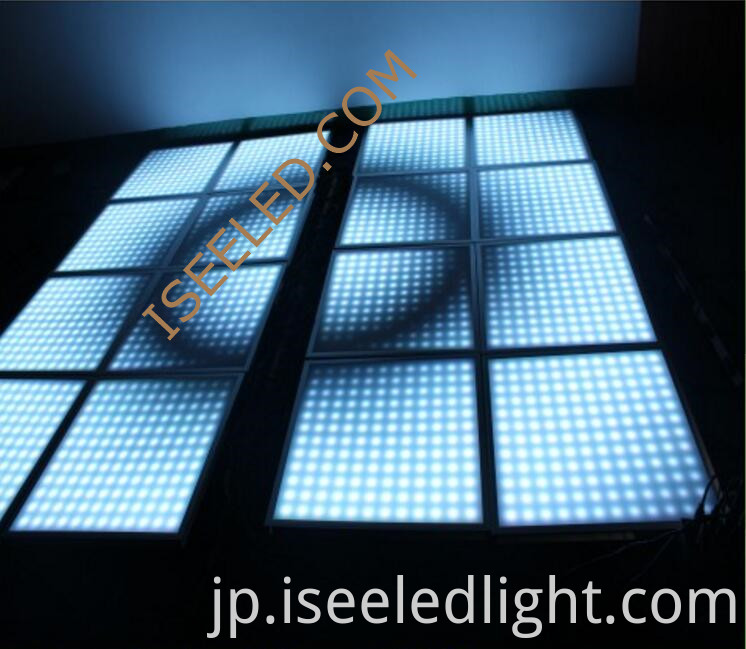 Music Floor Light