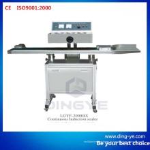 Lgyf-2000bx kontinuierliche Induktions-Siegelmaschine