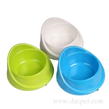 anti spill pet single bowl