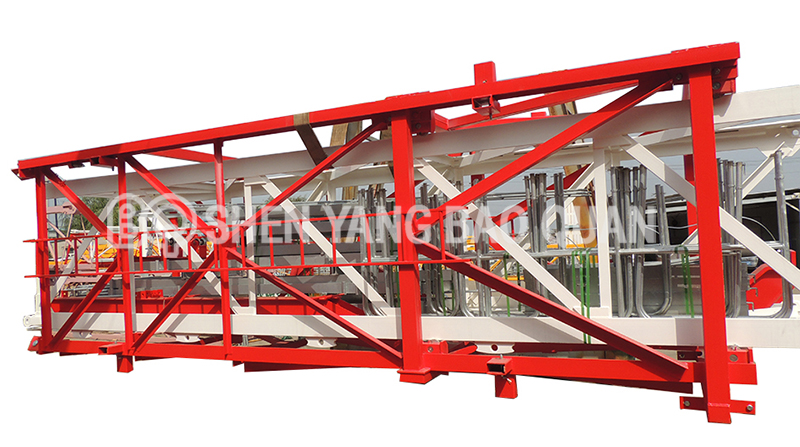 Telescopic cage