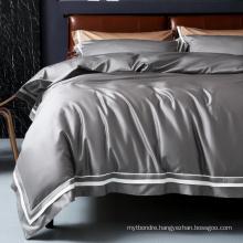 Manufacturer Single Bed 3PCS Bedding Set Superior Quality 1000 Thread Count