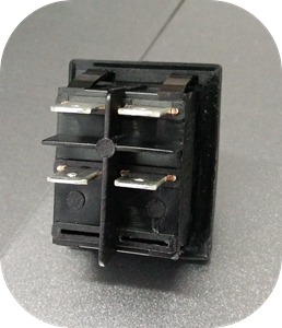 rocker switch KR2-12-