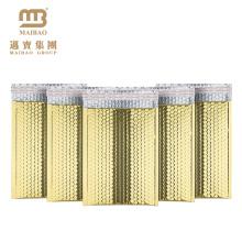 Auto-étanchéité résistant aux chocs propre impression de logo impression sur papier d'aluminium brillant