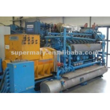 8kw-1100kw generador de gas jenbacher
